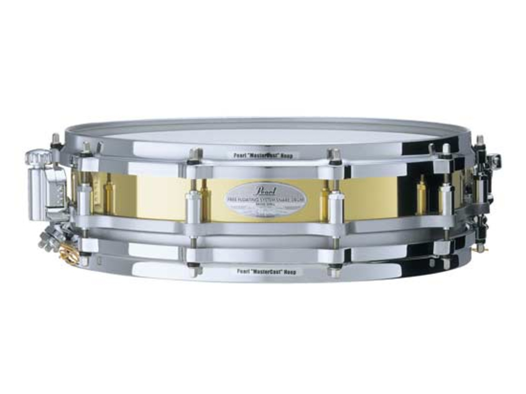 "Snare Drum Pearl Free Floating FB1435 14"" x 3,5"", brass"