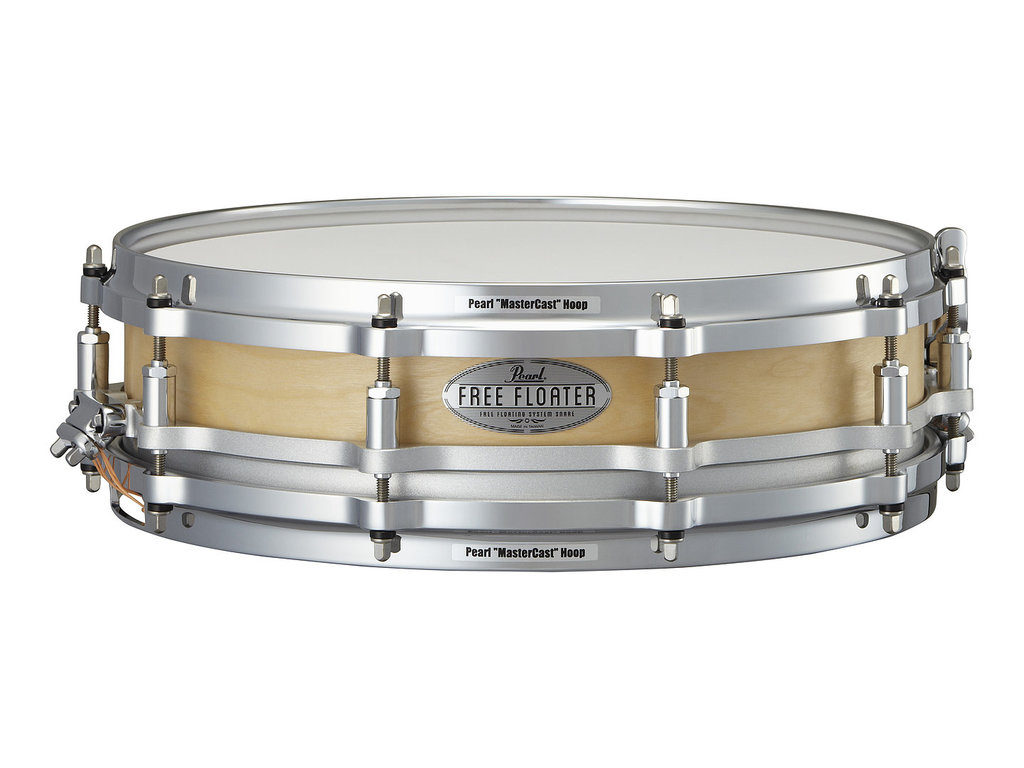 "Snare Drum Pearl FTBB1435, 14"" x 3,5"", Free Floating, Birch shell"