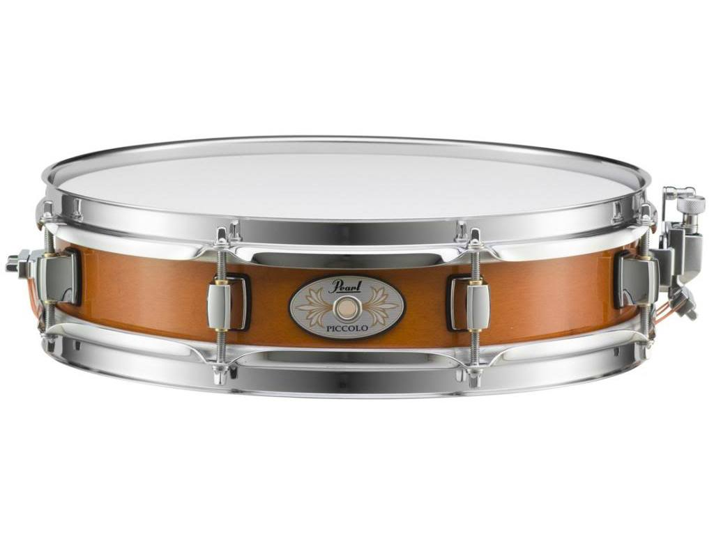 "Snaredrum Pearl M1330, 13"" x 3"", 6 ply maple piccolo"