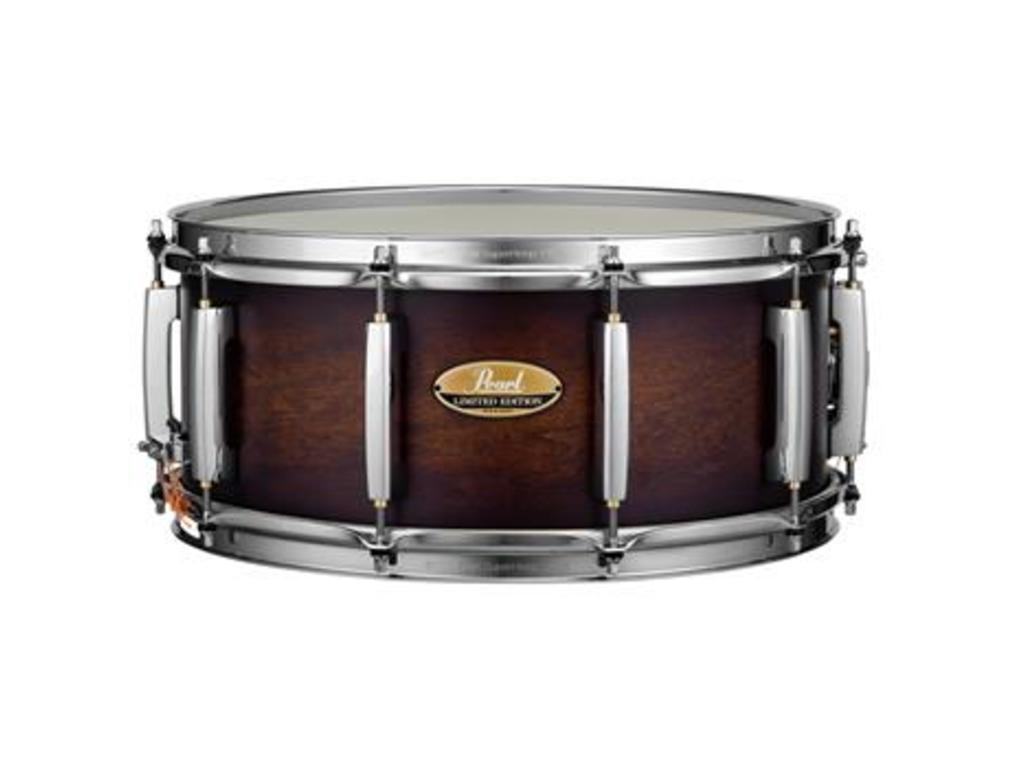 "Snaredrum Pearl PF1565S/C317, 15"" x 6.5"", Limited Edition, Populier / Glasvezel"