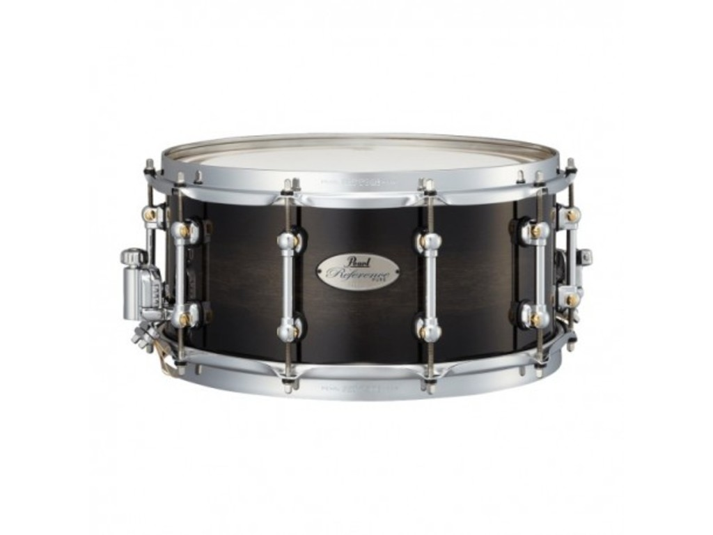 "Snaredrum Pearl RFP1465S/C, 14"" x 6.5"", Reference Pure, black cherry"