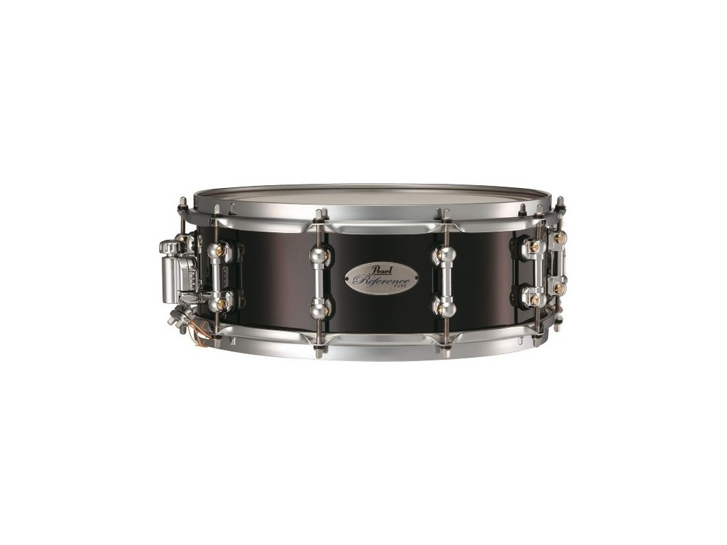 "Snaredrum Pearl RFP1450S/C124, Reference Pure, 14"" x 5"", matte Black"