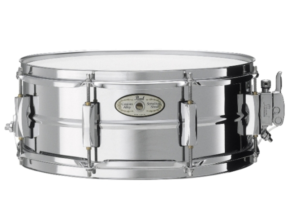 "Snaredrum Pearl SS1455S/C, 14"" x 5,5"", Sensitone, Steel, Chrome Finish"