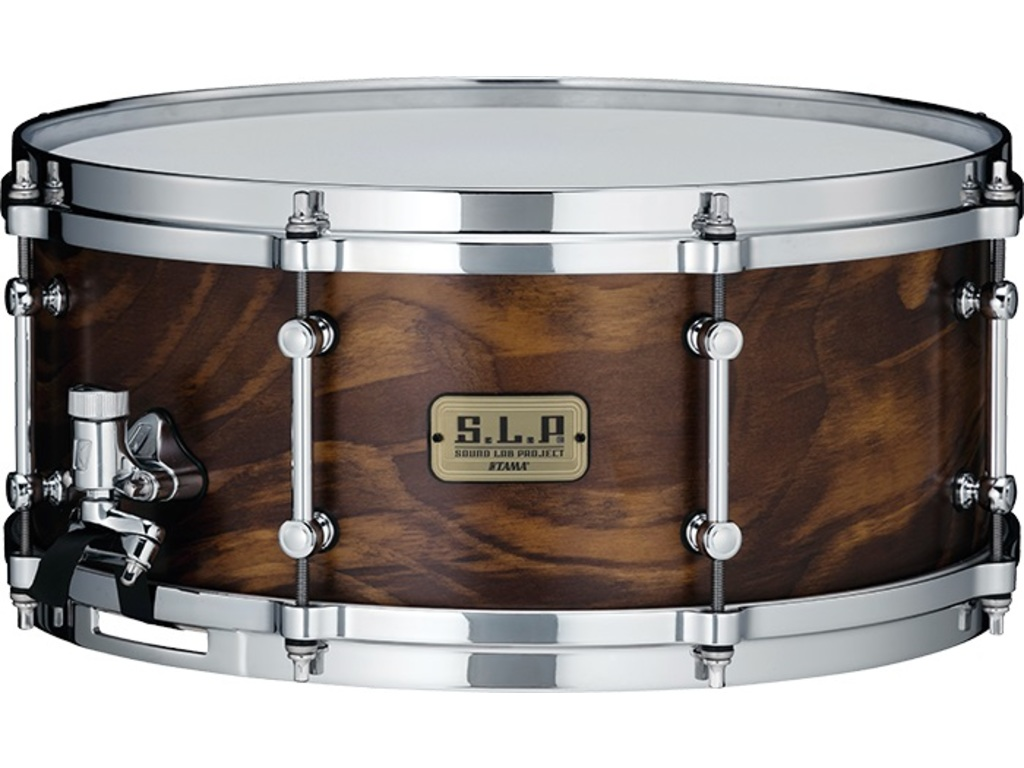 "Snare Drum Tama LSP146-WSS, S.L.P., Fat Spruce, Wild Satin Spruce, 14"" x 6"""