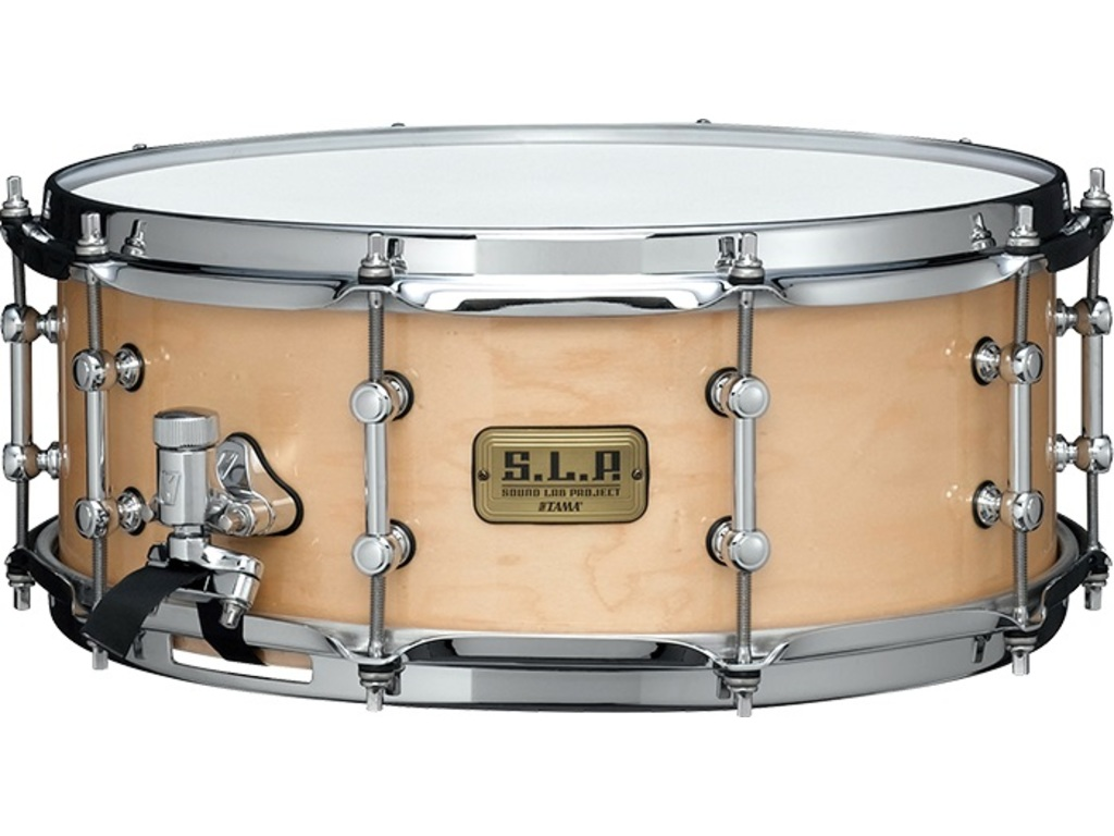 "Snaredrum Tama LMP1455-SMP, S.L.P. Classic Maple, Super Maple, 14"" x 5.5"""