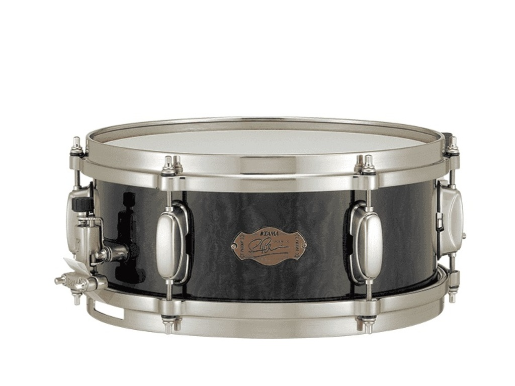 "Snaredrum Tama SP125H, Simon Phillips, ""The Pageant"", maple, 12"" x 5"""