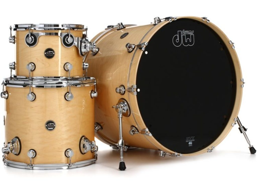 "Shell Set DW Performance Lacquer 24"" 3-delig, 24"", 12"", 16"""