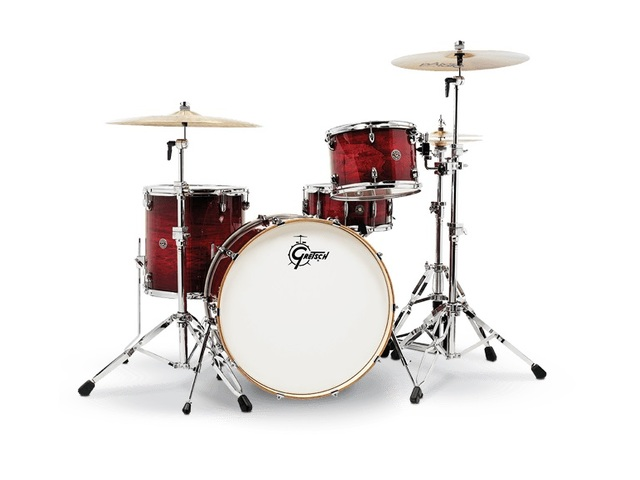 "Shell Set Gretsch Catalina Club CT1-J404-GCB Gloss Crimson Burst, 20"", 12"", 14"", 14"""