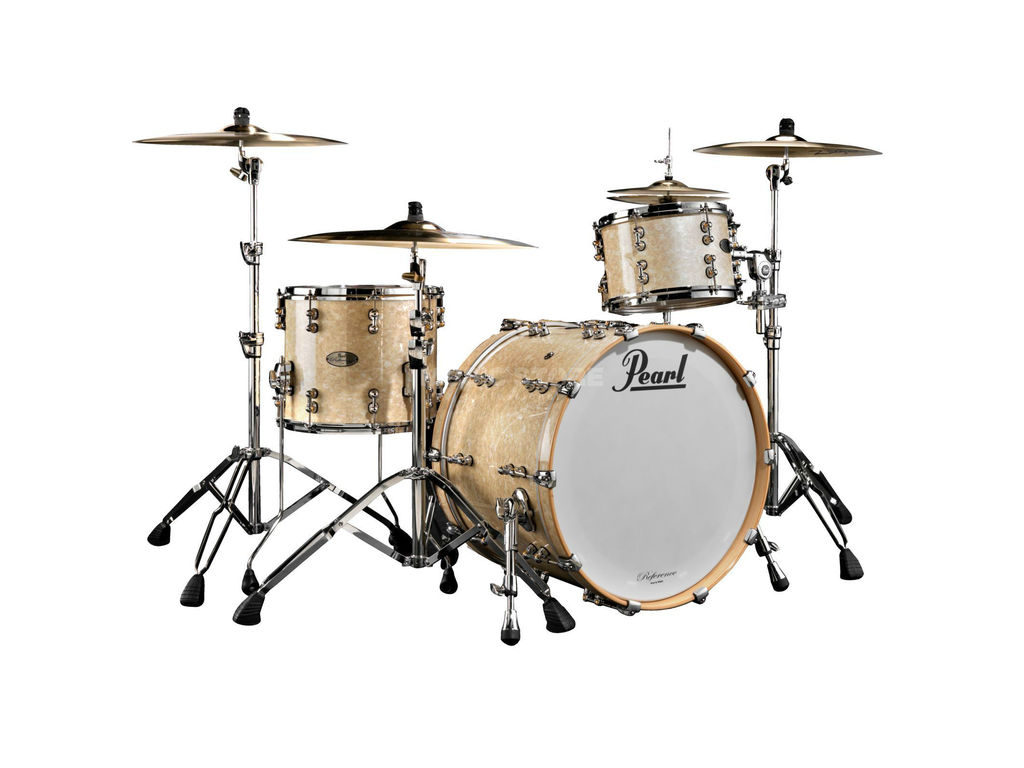 "Shell Set Pearl Reference Pure RFP943XEP/C483 Vintage Marine Pearl, 24"", 13"", 16"""