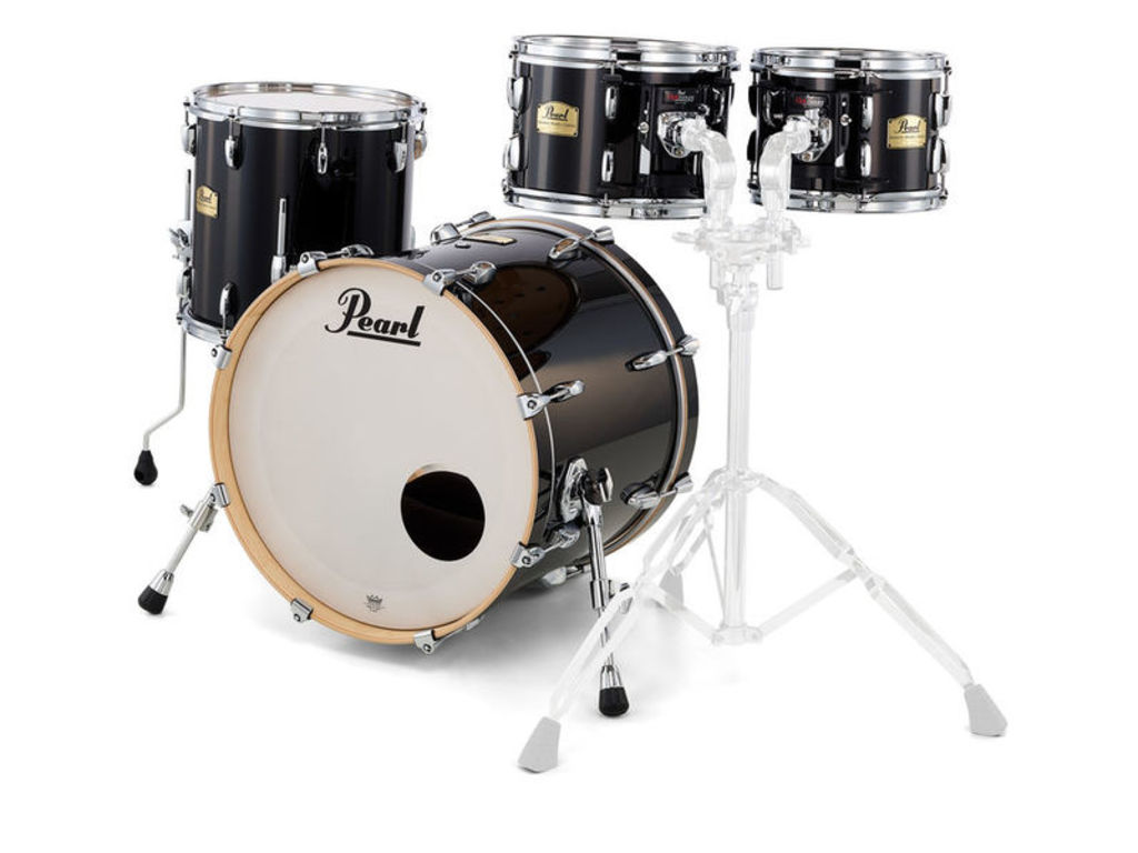 "Shell Set Pearl Session Studio Classic SSC924XSDP/C, 22"", 12"", 16"", 14"", exclusief hardware"