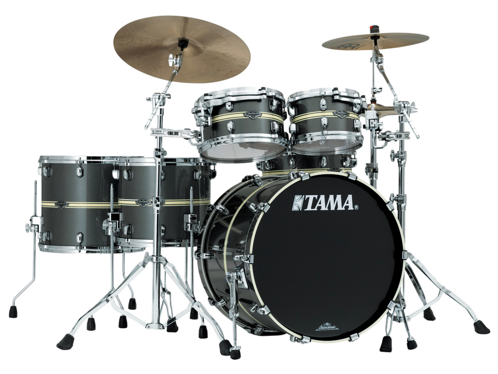 "Shell Set Tama Starclassic Performer B/B PP52HZS, 22"", 10"", 12"", 14"", 16"", MC69 Tom Houder"