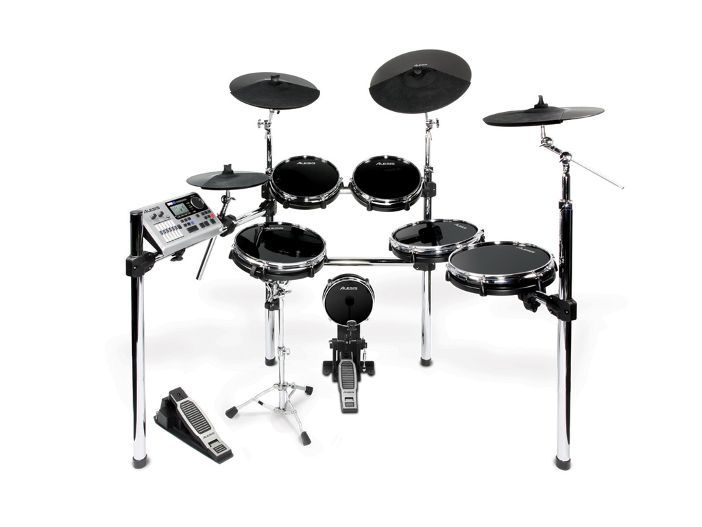 Electronisch Drumstel Alesis DM-10X, Pro Electronic Drumkit