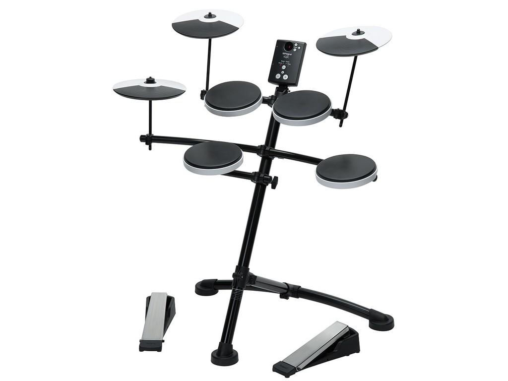 Electronic Drumset Roland TD-1K, with 15 diverse Drumset sounds
