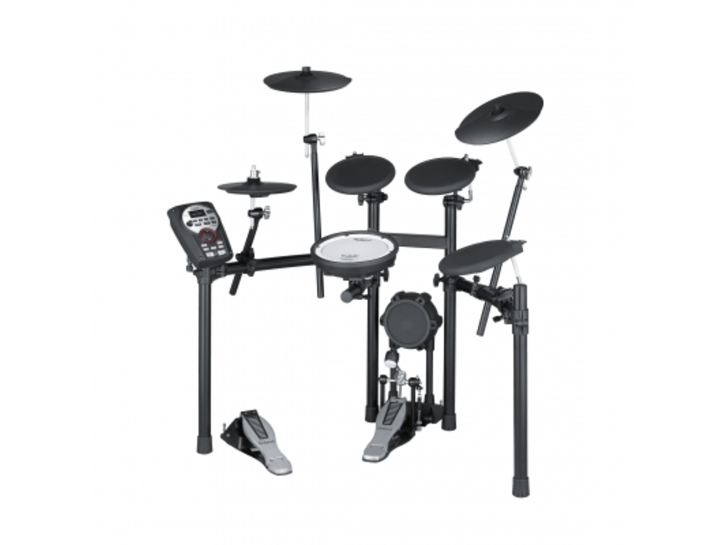 Elektronisch Drumstel Roland TD-11K, 1 x snare, 1 x kick, 3 x tom, 2 x crash/ride, 1 x hi-hat pad