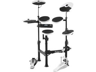 Electronic Drumset Roland TD-4KP, v- Drums portable set, TD-4 module, 1 x kick, 4 x snare/tom pad, 3 x Cymbal pad