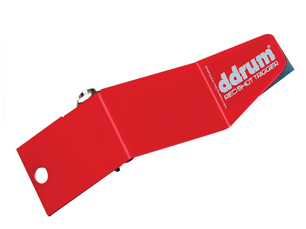 "Elektronisch trigger DDrum RSKICK, red shot kick trigger met 1/4""jack"