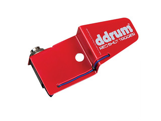 "Elektronisch trigger DDrum RS, red shot tom/snare trigger met 1/4"" jack"