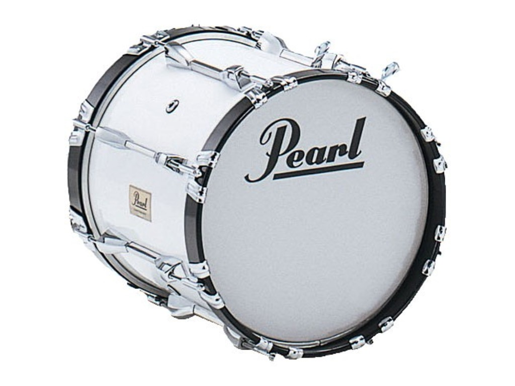 "Bassdrum Pearl CMB1814, 18""x14"" Competitor Series"