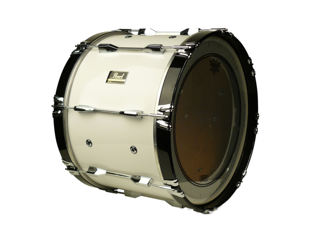 "Bassdrum Pearl CMB2014, 20""x14"" Competitor Series"