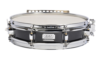 "Snaredrum Adams 1330WBP, 13""x3"", Wood, Black Parade Line"