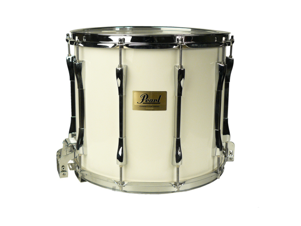 "Snaredrum Pearl CMS1412, 14"" x 12"", Competitor marching snare"