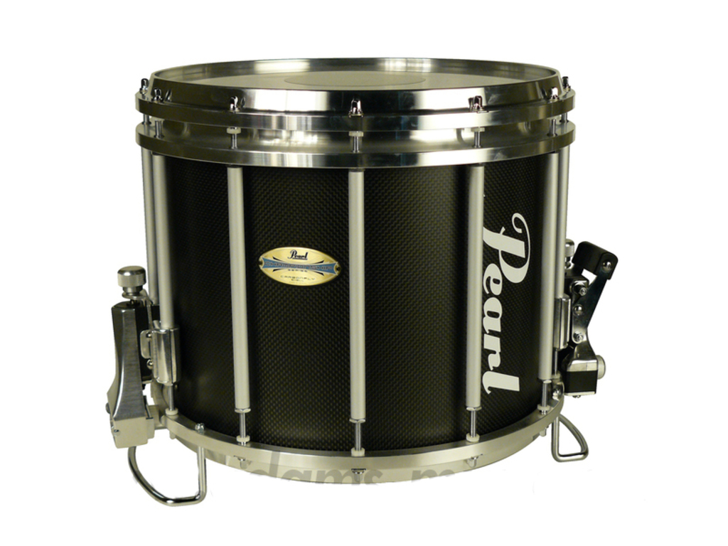 "Snaredrum Pearl FFXC1412, 14"" x 12"", Carbon Ply Mahogony FFX Championship enkele snaar"