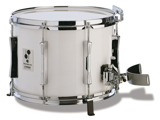 Snaredrum Sonor MP1410CW, Wit