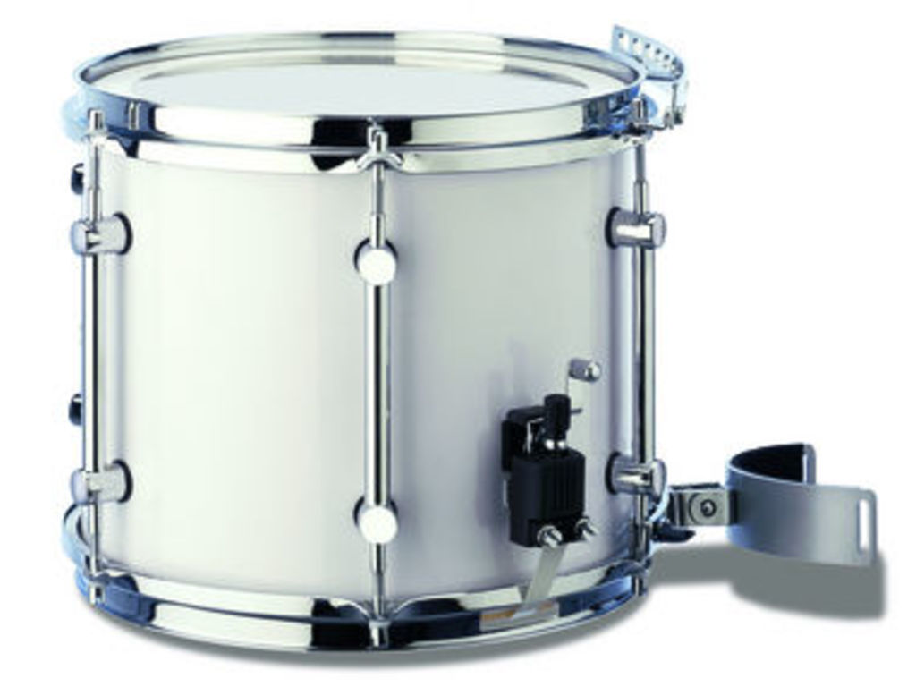 Snaredrum Sonor MB 1210 CW, 12'' x 10'', CW-white, 3,5 kg