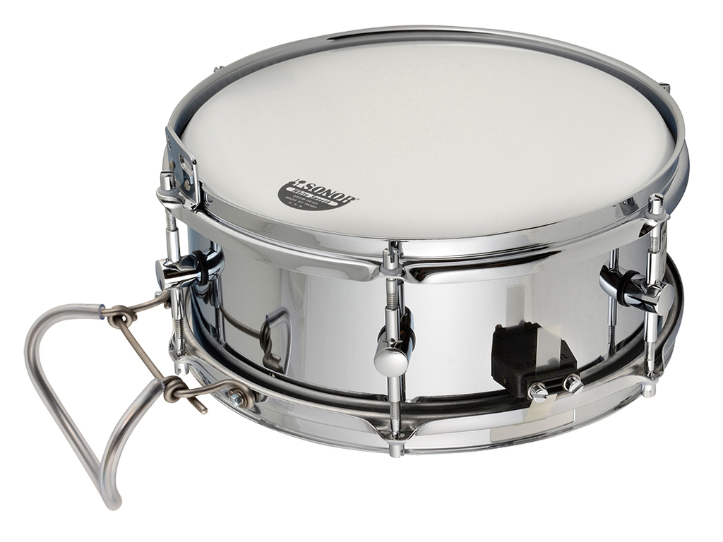 Snaredrum Sonor MB 205 M, 12'' x 5'', metal chrome shell, 2,65 kg