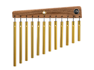 Barchimes Meinl CH12, Gold finish, single row, 12 Bars, anodized aluminium