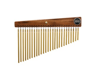Barchimes Meinl CH27, Gold finish, single row, 27 Bars, anodized aluminium