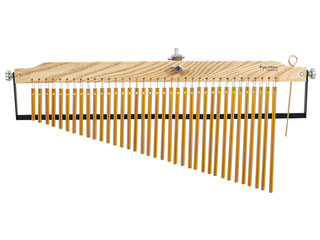 Barchimes Tycoon TIMG-36G, Master Grand with 36 Bars, Gold finish