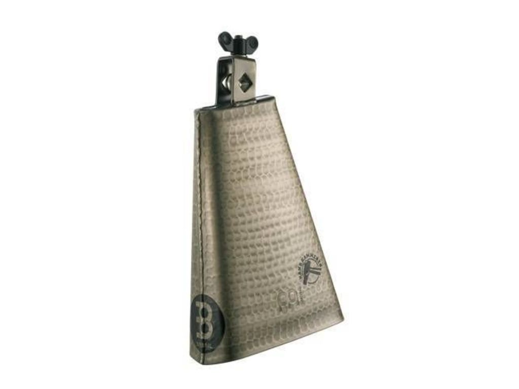 "Cowbell Meinl STB80BHH-G, Hammered, Big Mouth, 8"", Staal, Hand Brushed Goud, Monteerbaar"