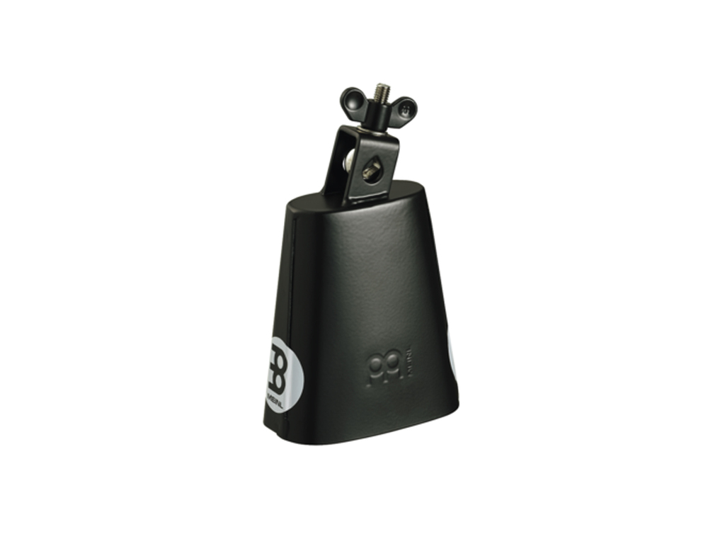 "Cowbell Meinl SL475-BK, 4 3/4"", Staal, Zwart Coated Staal"