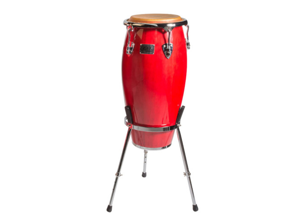 "Conga Adams MTC-110 C R/S, Master Classic Series, Quinto, 11"", Red, Rood"