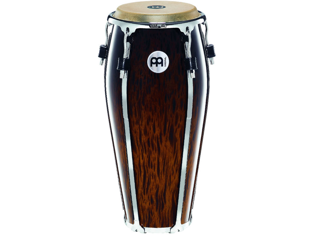 "Conga Nino 11"" Brown Burl, Floatune series"