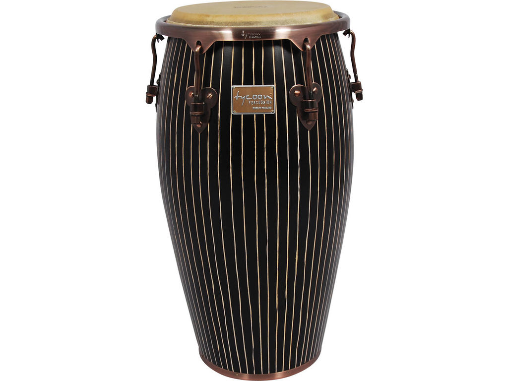 "Conga Tycoon MTCHC-1130 AC T1/S, Master Handcrafted Pinstripe Serie, Tumba, 12 1/2"", Lengte 30"""