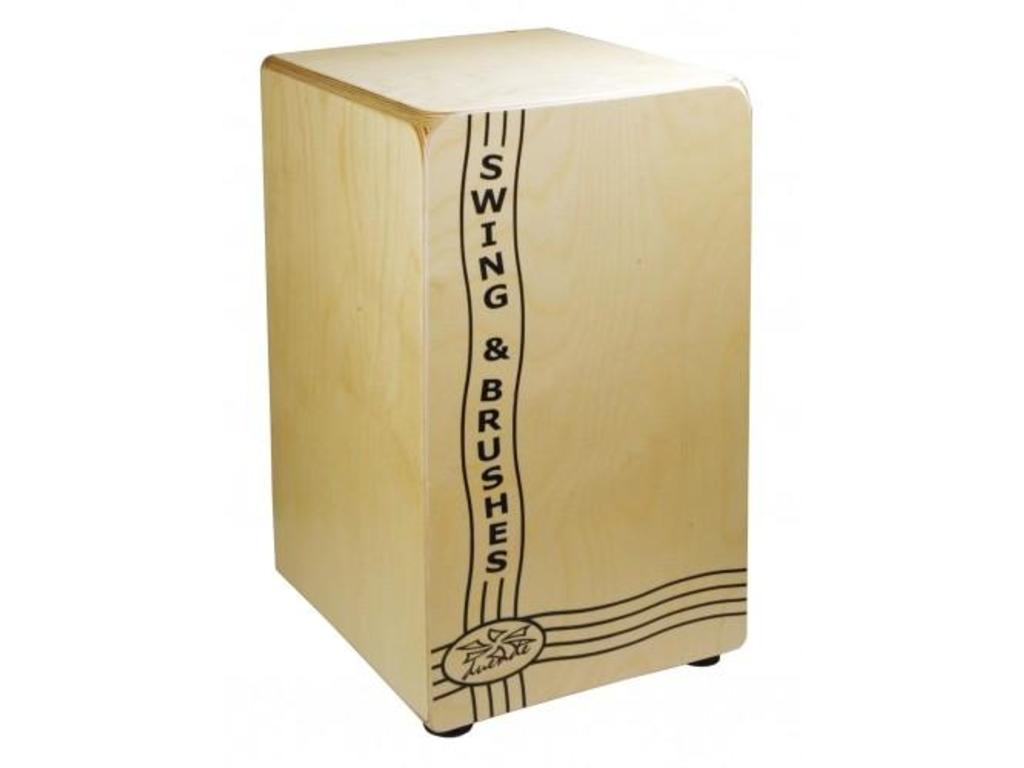 Cajon Duende Percussion, Swing and Brush