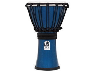 Djembe Toca Percussion TFCDJ-7MB, Freestyle Serie, Colorsound, 7
