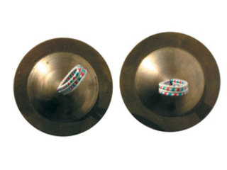Finger Cymbals Planet Music DP423, 5cm