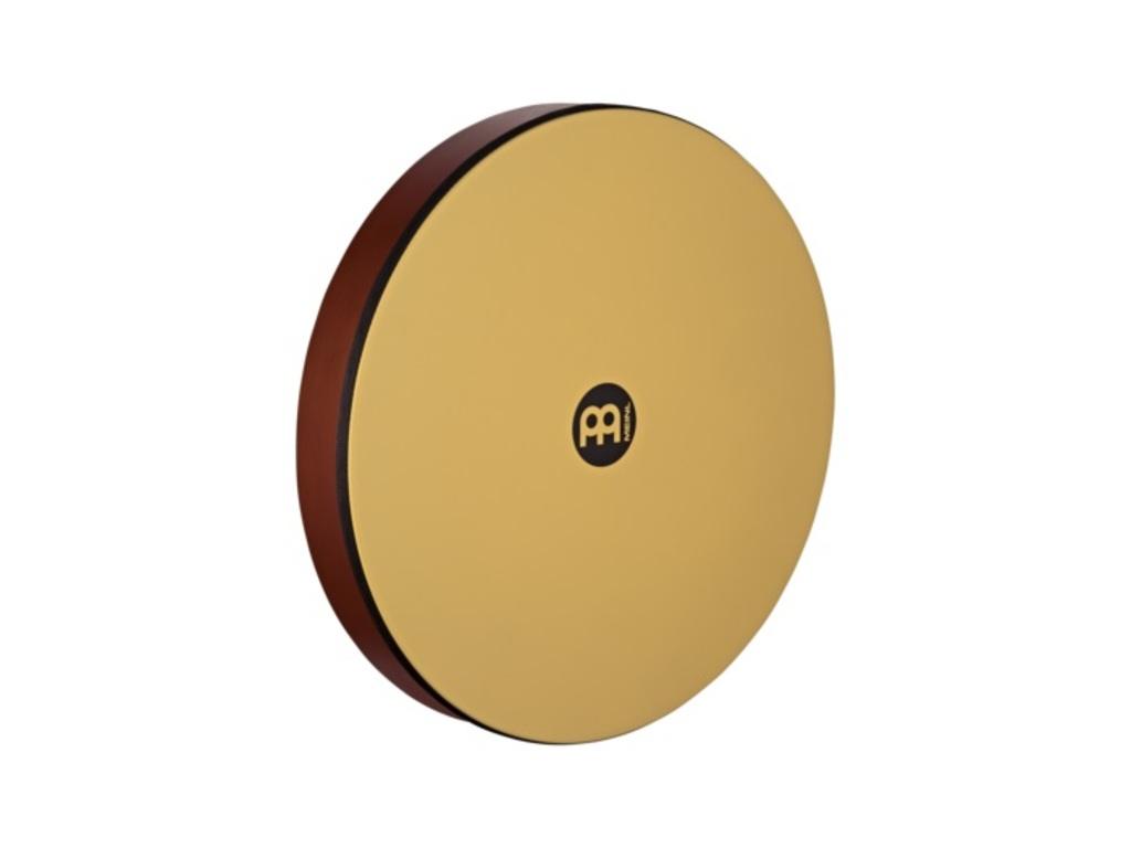 "Hand Drum Meinl HD18AB-TF, Synthetic Head Hand Drum, 18"", Synthetisch Vel, Siam Eiken, Afrikaans Bruin"