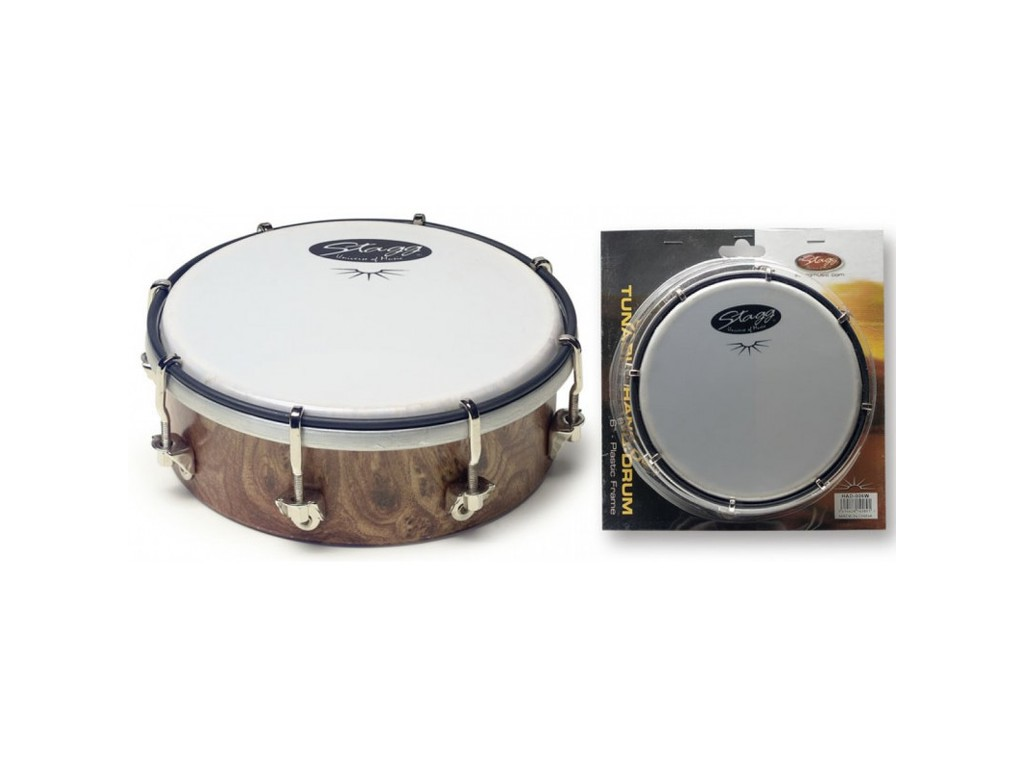 Tambourine Stagg Tunable 6""