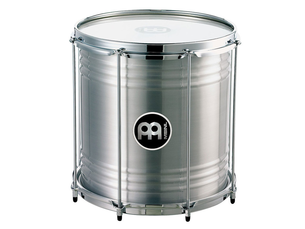 "Repinique Meinl RE10, Aluminum 10""x10"""