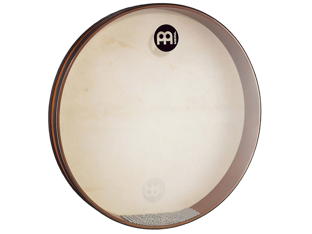 "Ocean Drum Meinl FD20SD, Sea Drum, African Brown, 20"" x 2 3/4"""
