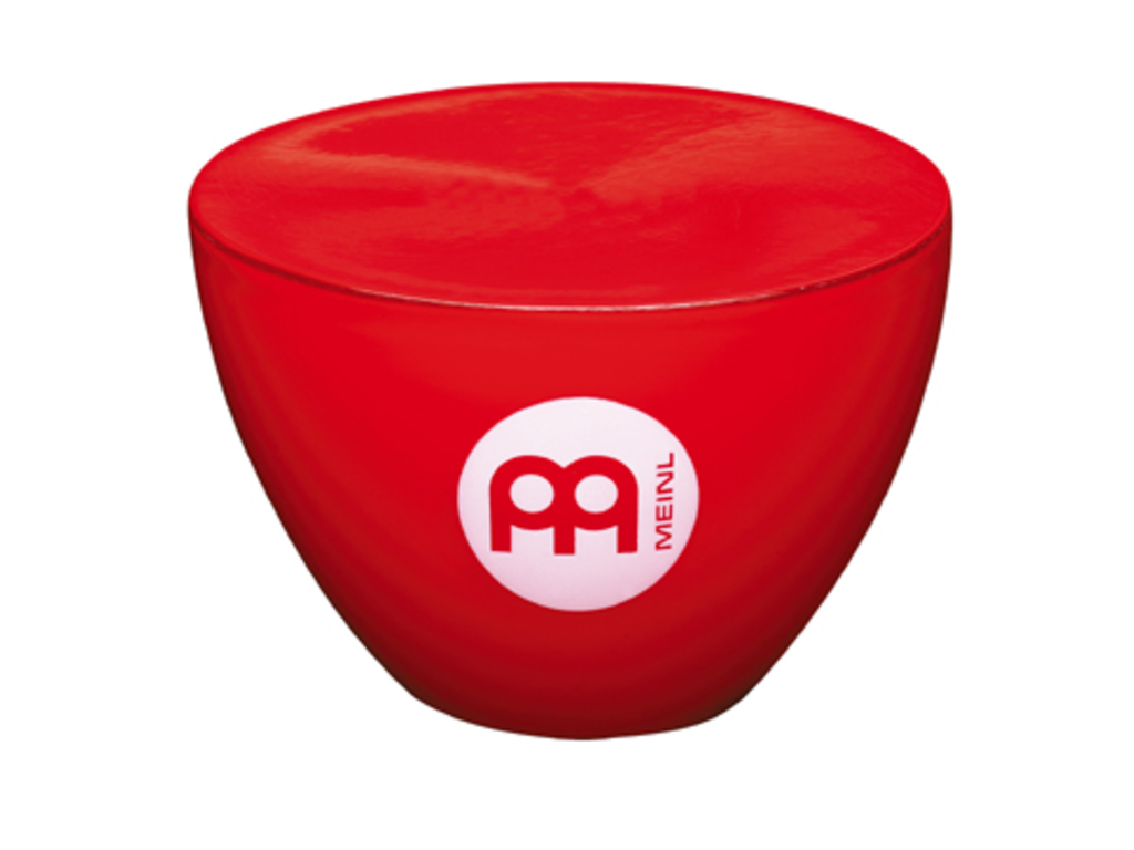 Shaker Meinl SH11MR, Mini Shaker Medium, Glasvezel, Rood
