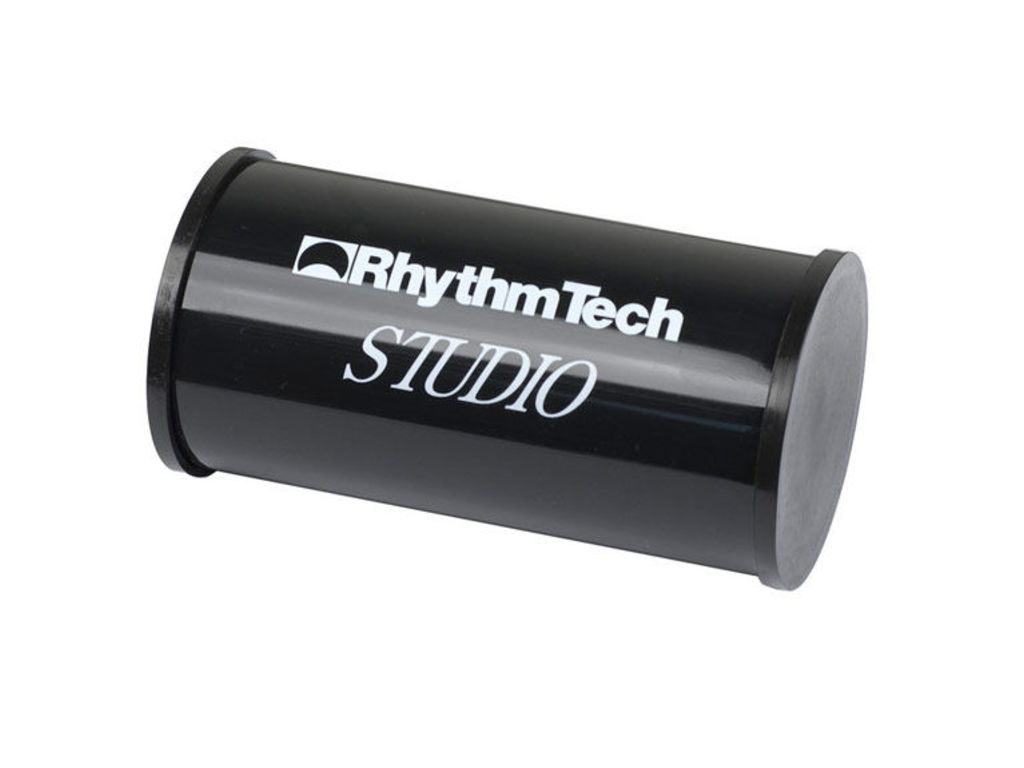 Shaker Rhythm Tech RT2015, Studio Shaker, Small, Zwart, 5""