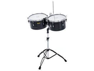 Timbales Meinl TI1BK, Floatune Serie, 13