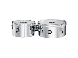 Timbales Meinl MIT810CH, Mini Timbales, 8