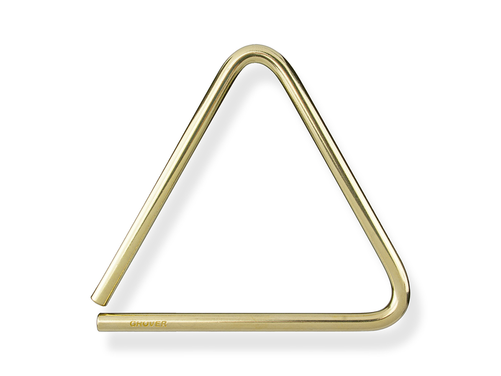 Triangle Grover TR-B-4, Bronze series, Piccolo, 4""