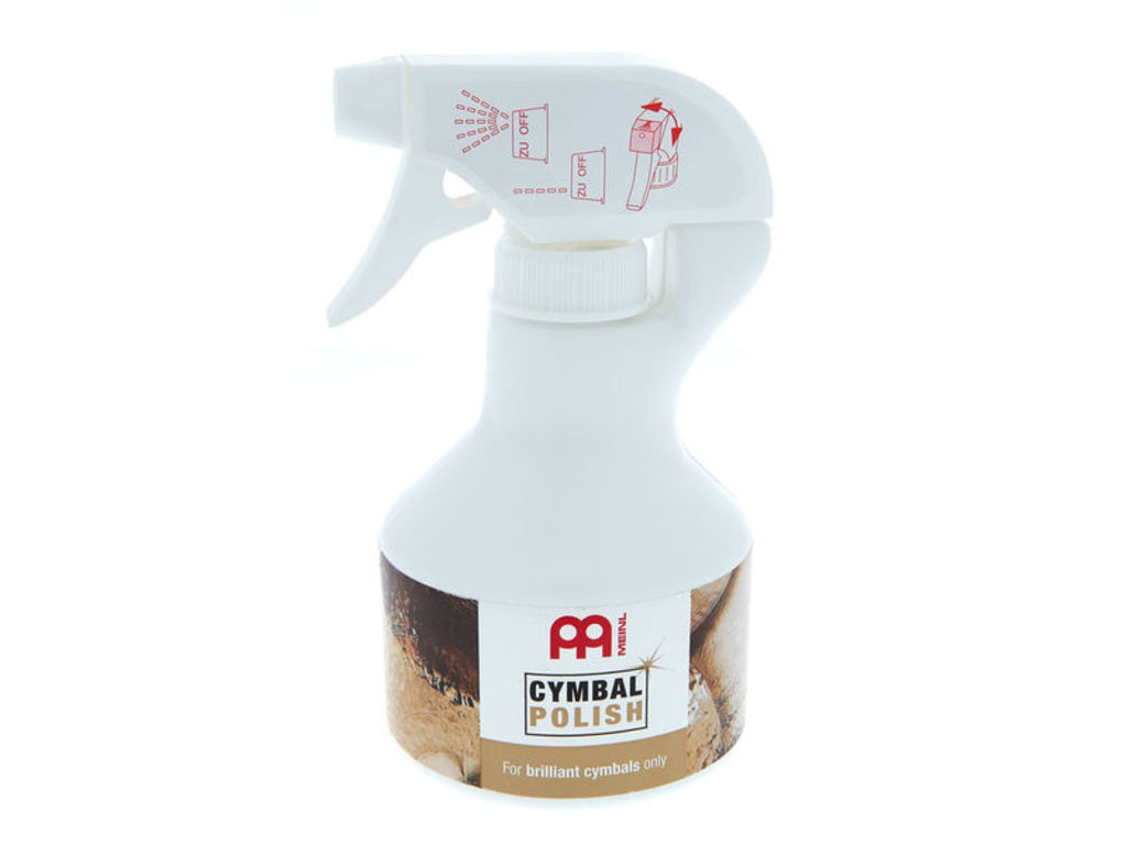Cymbal Polish Meinl MCP, alleen for brilliant Cymbals